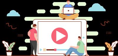 online website development training