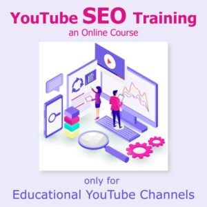 YouTube SEO Training