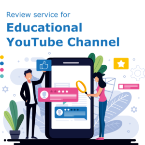 educational YouTube channel review service by ETmantra